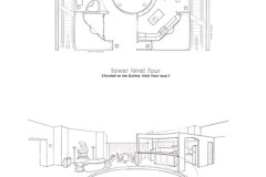 Ought Apartment (1980s); Archival Inkjet Print; 36 x 24 Inches; Edition of 25