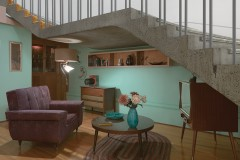 Ought Apartment: Vancouver Art Gallery Installation (2009)