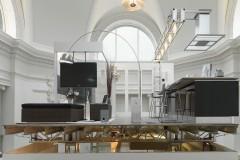 2000s Living Room & Kitchen